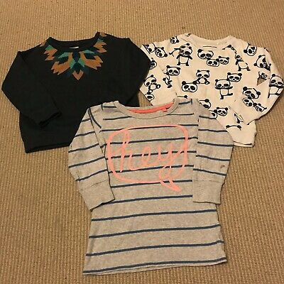 Next, Zara Kids & My K Mothercare Girls Sweatshirt Jumper Bundle Age 4-5 Years