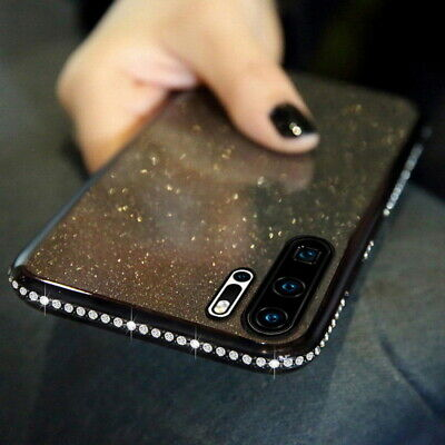 Plating Bling Cover For Huawei P30 Pro Lite P20 Mate 20 Nova 5Diamond Soft Case