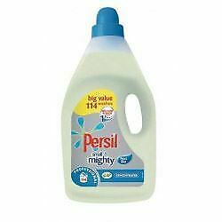 Persil Small & Mighty Washing Detergent Liquid Non Bio 115 Washes 4L