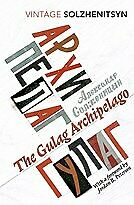 New The Gulag Archipelago By Aleksandr Solzhenitsyn