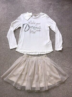 Mayoral Skirt Set Age 14 Girl New With Tags