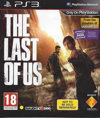 The Last of Us NEW** PS3
