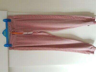 New WithTag Ted baker Girls Velour Cuffed Jogger Age 13-14 Years