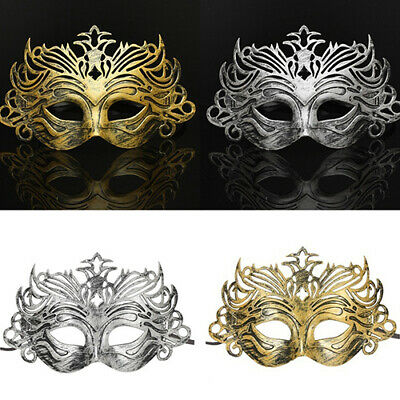 LD_ Adults Crowne Eye Face Mask Masquerade Party Ball Prom Costume Fine