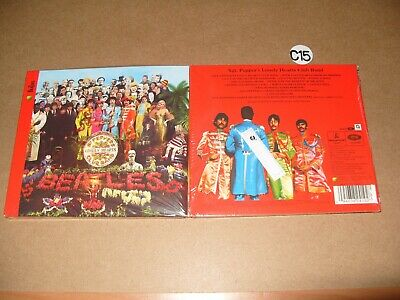 The Beatles Sgt. Pepper's Lonely Hearts Club Band 2009 cd Digipak New & Sealed