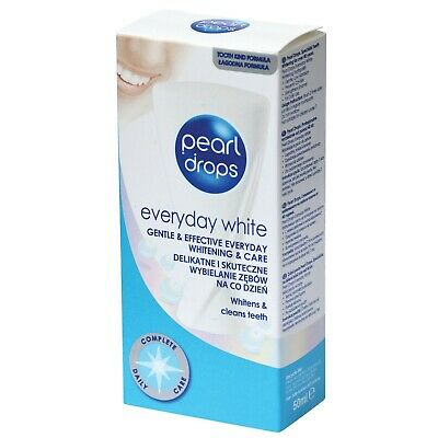 Pearl Drops Everyday White Whitening Tooth Paste 50 ml