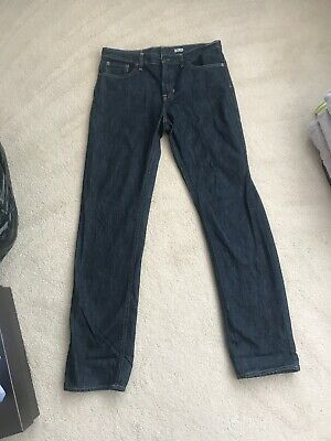 Boys Ralph Lauren Straight Leg Dark Wash Jeans Size 20