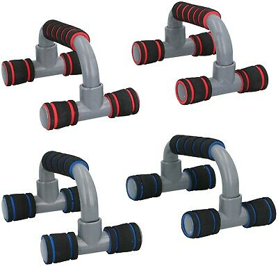 Penn Push Up Bars Stand Foam Handles for Chest Press Pull Gym Fitness Exercise