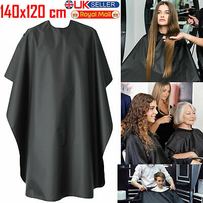 Professional Hair Cut/Cutting Salon Barber Hairdressing Unisex Gown Cape Apron