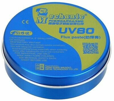 MCN UV80 Electronic Soldering Flux - Fast delivery - Ship from france