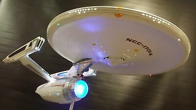 LED Lighting kit - Star Trek USS Enterprise Refit NCC-1701-(A) 1:350 Admiral