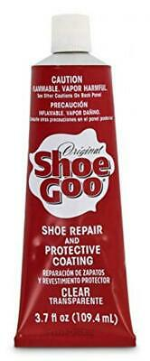 Shoe Goo Repair Adhesive for Fixing Worn Shoes or Boots, Clear, 3.7-Ounce...