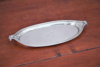 William Plummer, Sterling Silver Tray, Hallmarked 1788 - 1789, London, Onslow