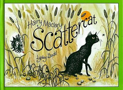 Hairy Maclary Scattercat By Lynley Dodd (Hardback, 2011) NEW