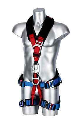 Portwest FP19 Comfort Plus Safety Harness 4 Points Anchorage Fall Arrest System