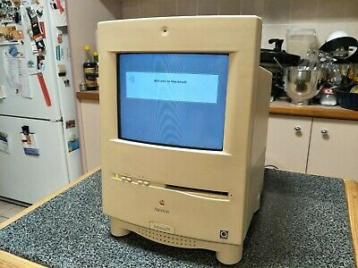 Vintage Apple Macintosh Performa 275 Computer - (Colour / Color Classic II / 2)