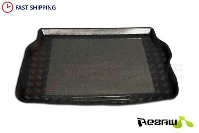 VAUXHALL ASTRA G mk4 Hatchback 98-09 Polyvinyl Boot Liner Tailored Fitted Black