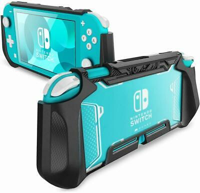 Mumba Grip Case For Nintendo Switch Lite Console 2019, [Blade] Protective Cover