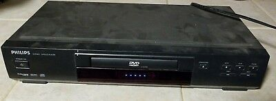 Philips DVD/CD Player DVD-621AT - Tested - No Remote