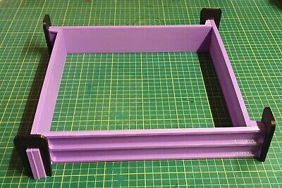 250mm square Sillicone rubber mold mould making box kit adjustable resin casting