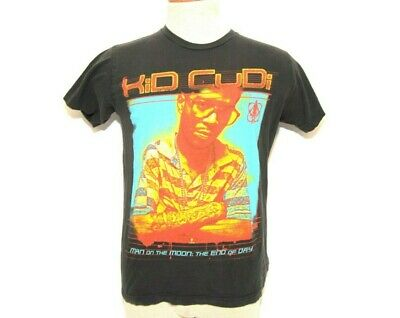 KID CUDI 2009 Man on The Moon The End of The Day T-shirt S