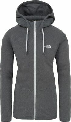 North Mezzaluna Zip Full The Damen Face Hoodie Women DW29EHI