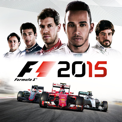F1 2015 (PC / LINUX) - Steam Key [GLOBAL, INSTANT]