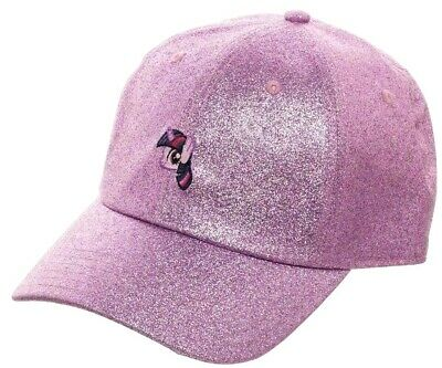 My Little Pony Twilight Purple Glitter Hat Official Licensed By Hasbro