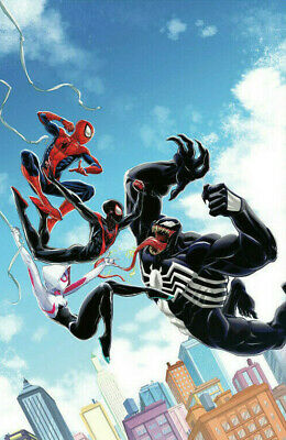 MARVEL ACTION SPIDER-MAN #3 OSSIO IDW NM 1ST PRINT 2019