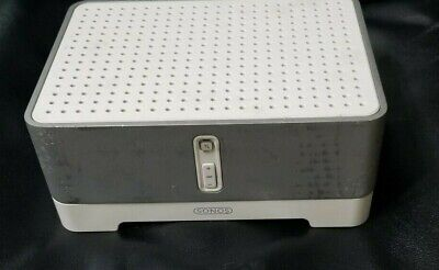 Sonos ZonePlayer ZP100 Amp, For parts, as is