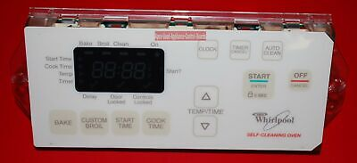 Whirlpool Oven Electronic Control Board - Part # 9761114, 6610451
