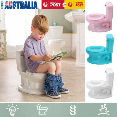 Potty Training Toilet Seat Baby Portable Toddler Chair Kids Girl Boy Trainer NT