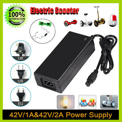 Power Adapter Battery Charger For Smart Balance Hoverboard Electric Scooter Car
