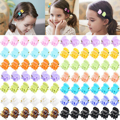 84pcs Baby Girls Bangs Tiny Hair Claws Small Hair Clips for Girls,Toddlers,Kids