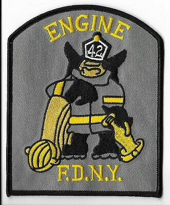 New York City Fire Department (FDNY) Engine 42 Patch V1