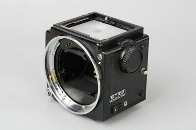 Zenza Bronica ETR-S Medium Format Film Camera Body Only, ETRS 645 6x4.5cm 120