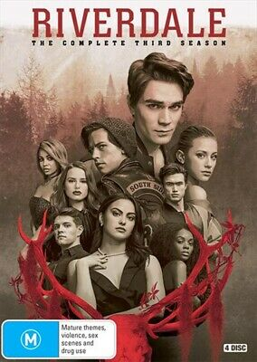 RIVERDALE Season 3 : NEW DVD