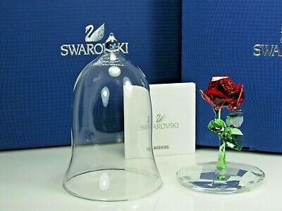 Swarovski Disney Verzauberte Rose Enchanted Rose 5230478 Neu