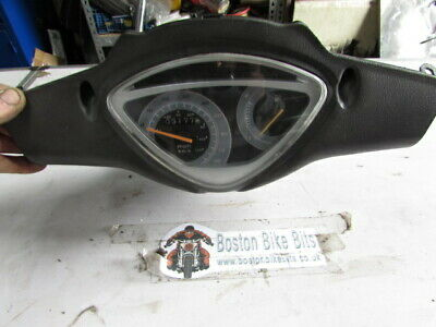 AJS A9 125cc Scooter Speedo unit and Cowling Stock No BBB 11366
