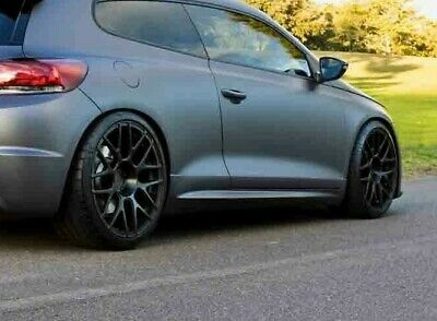 Volkswagen Scirocco Side Skirts Scirocco R Styling