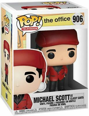 Funko Pop! TV: The Office - Michael As Classy Santa 906 43430 In stock