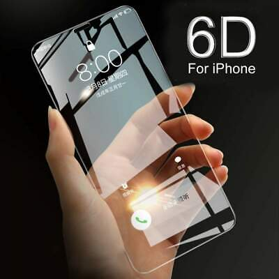 Gorilla Tempered Glass Screen Protector 6D for New iPhone 11,11 Pro,11 Pro Max