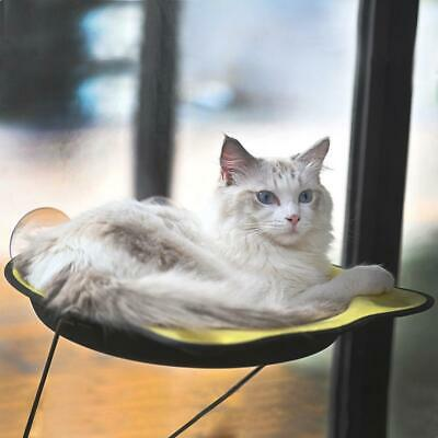 Window Mounted Pets Bed Suction Cup Hanging Cat Sunshine Hammock Perch