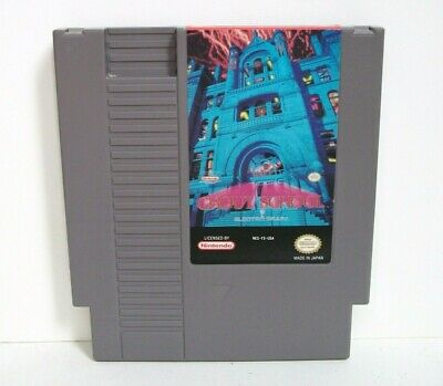 Ghoul School (Nintendo Entertainment System NES) Authentic Horror Halloween Game