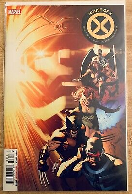 HOUSE OF X #3 1st Print  Cover Marvel 2019 X-Men Hickman NM UNREAD First