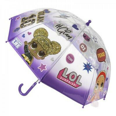 LOL kids Umbrellas Official Brand New