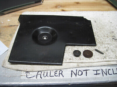 Singer 221 Featherweight Sewing Machine Bottom Oil Drip Pan Tray 1947