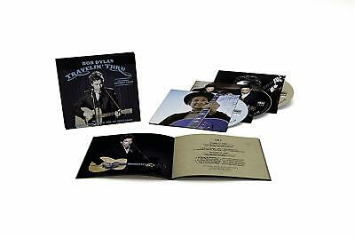 Bob Dylan Travelin' Thru The Bootleg Series Vol. 15  Feat. Johnny Cash: 3 X CD