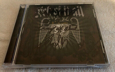 Sick of it All Death to Tyrants CD Signed Hardcore Autographed NYHC
