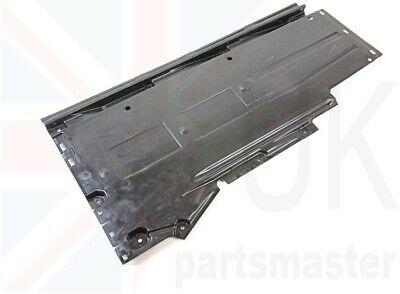 NEW GENUINE AUDI A4 S4 B8 UNDERBODY TRIM LINER COVER LEFT N//S WITH FIXING